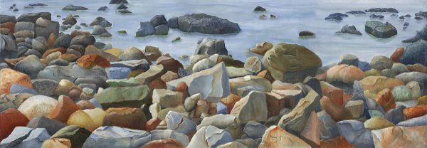 Rocks in Maine