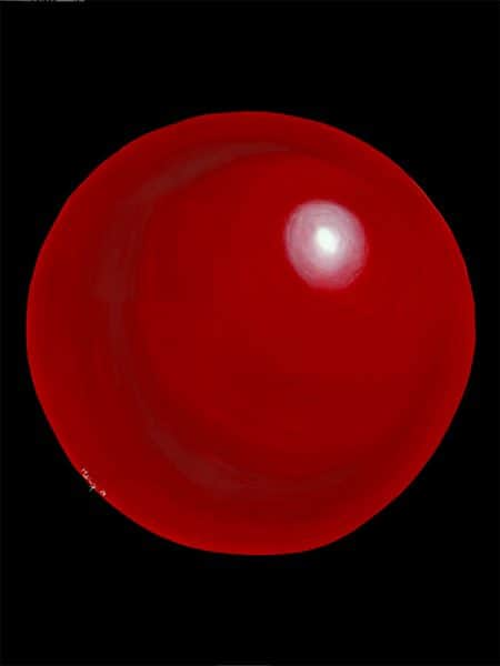 Balls of Oklahoma (Red)